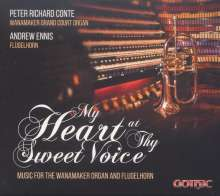 Peter Richard Conte - My Heaert At Thy Sweet Voice, CD