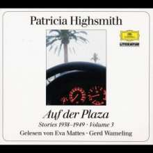 Highsmith,Patricia:Stories 1938-1949 Vol.3, 2 CDs