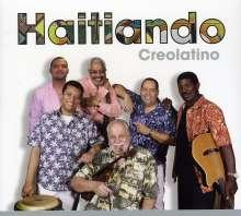 Haitiando: Creolatino, CD