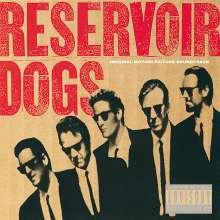 Filmmusik: Reservoir Dogs, CD