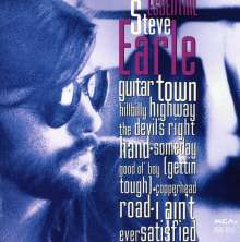 Steve Earle: Essential Steve Earle, CD