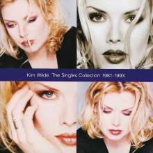 Kim Wilde: Single Collection 1981 - 1993, CD
