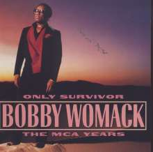 Bobby Womack: Only Survivor - The MCA Years, CD