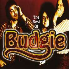 Budgie: The Best Of Budgie, CD