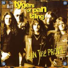 Tygers Of Pan Tang: On The Prowl The Be, CD
