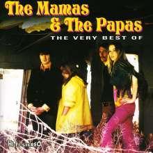 The Mamas & The Papas: The Very Best Of The Mamas & Papas, CD