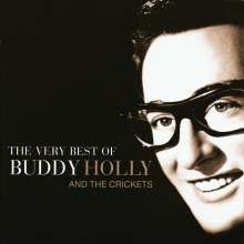 Buddy Holly: The Very Best Of Buddy Holly & The Crickets, CD