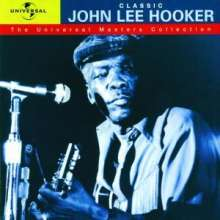 John Lee Hooker: Universal Masters Collection, CD