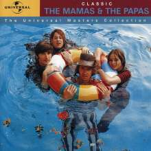 The Mamas & The Papas: Universal Masters Collection, CD