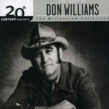 Don Williams: Millennium Collection: The Best Of Don Williams Vol.1, CD