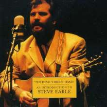 Steve Earle: Devils Right Hand (Collection), CD