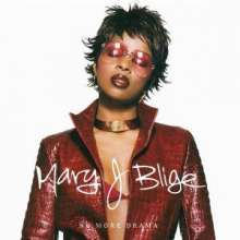 Mary J. Blige: No More Drama - Revised Version, CD