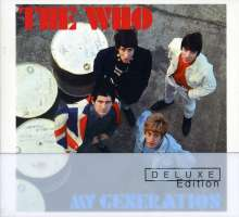 The Who: My Generation (Deluxe Edition), 2 CDs