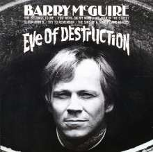Barry McGuire: Eve Of Destruction, CD