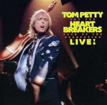 Tom Petty: Pack Up The Plantation Live!, CD