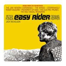 Filmmusik: Easy Rider, CD