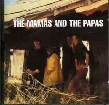 The Mamas & The Papas: The Best Of, CD