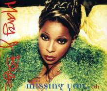 Mary J. Blige: (Ep) Missing You/I Can Love You (2 Mixes Each), CD