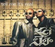 Kc & Jo Jo: Tell Me It's Real, CD