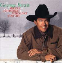George Strait: Merry Christmas Wherever You Are, CD