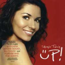 Shania Twain: Up!, CD