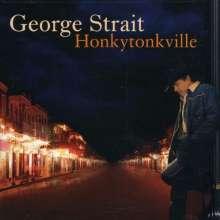 George Strait: Honkytonkville, CD