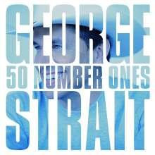 George Strait: 50 Number Ones, 2 CDs
