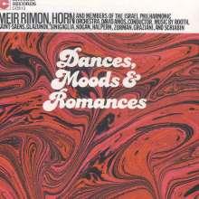 Meir Rimon - Dances, Moods, and Romances, CD