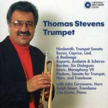 Thomas Stevens, Trompete, CD