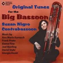 Susan Nigro - Original Tunes for the Big Bassoon, CD