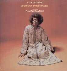 Alice Coltrane (1937-2007): Journey In Satchidananda (180g) (Limited Edition), LP