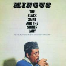 Charles Mingus (1922-1979): The Black Saint And The Sinner Lady, CD