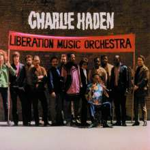Charlie Haden (1937-2014): Liberation Music Orchestra, CD