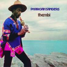 Pharoah Sanders (geb. 1940): Thembi, CD
