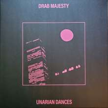 """Drab Majesty: Unarian Dances EP (remastered) (Limited Edition) (Clear Blue Vinyl), Single 12"""""""