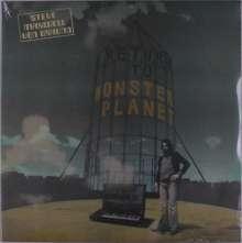 Steve Maxwell von Braund: Return To Monster Planet (remastered), LP