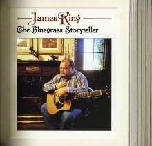 James King: Bluegrass Storyteller, CD