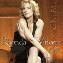 Rhonda Vincent: Ragin' Live, CD