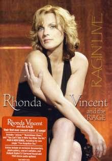 Rhonda Vincent: Ragin' Live, DVD