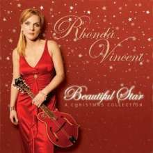 Rhonda Vincent: Beautiful Star: A Christmas Collection, CD