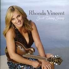 Rhonda Vincent: Good Thing Going, CD