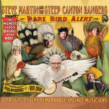 Steve Martin: Rare Bird Alert, CD