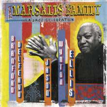 Marsalis Family: A Jazz Celebration, CD