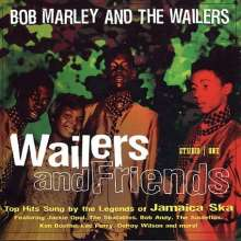 Bob Marley: Wailers & Friends - Top Hits Sungs By The Legend, CD