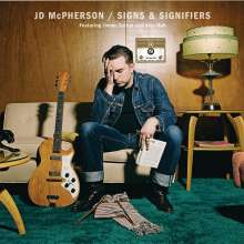 JD McPherson: Signs & Signifiers, CD