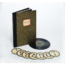 """Woody Guthrie: American Radical Patriot (Limited Edition Box-Set) (6CD + DVD + 10"""" + Buch), 8 CDs"""