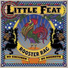 Little Feat: Rooster Rag, CD