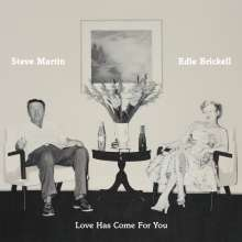Steve Martin & Edie Brickell: Love Has Come For You, CD
