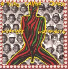 A Tribe Called Quest: Midnight Marauders, LP