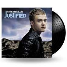 Justin Timberlake: Justified, 2 LPs